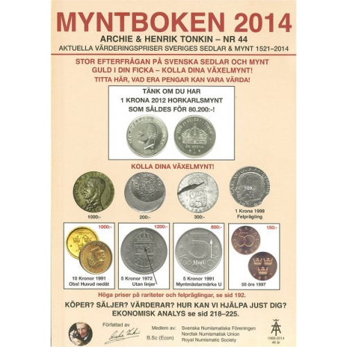 Myntboken 2014