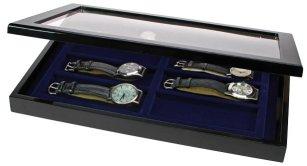 klockvitrin för armbandsur