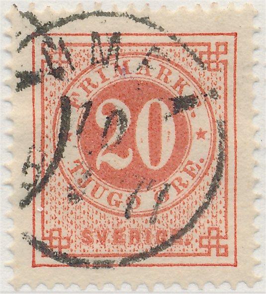information och fakta om svenska frimärken
