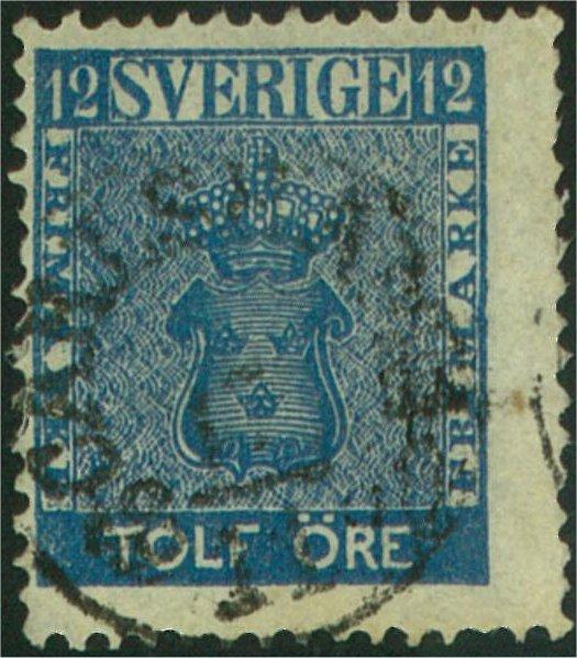 svenska frimärkens färgnyanser